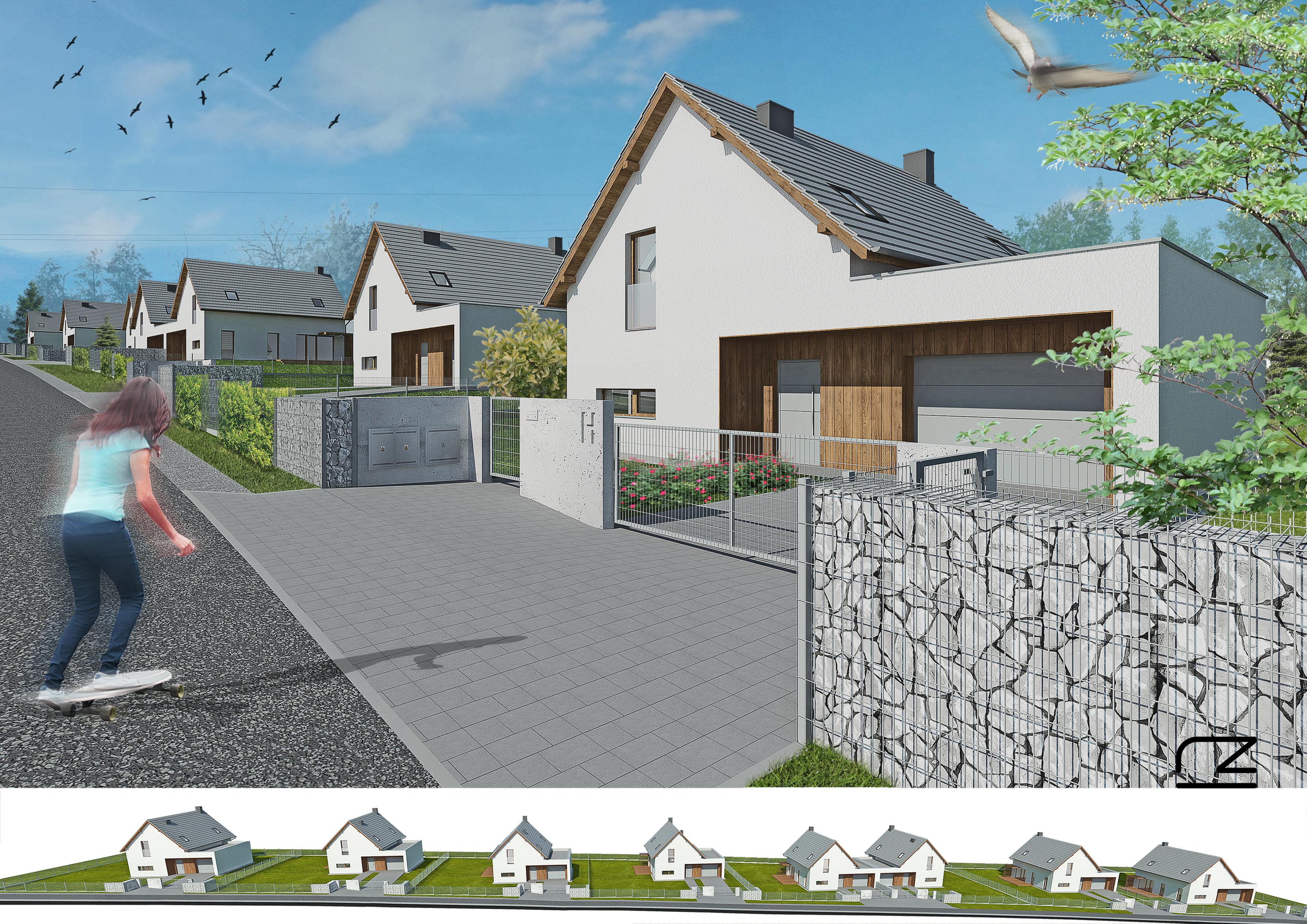 Nowe domy w Andrychowie na sprzedaż
