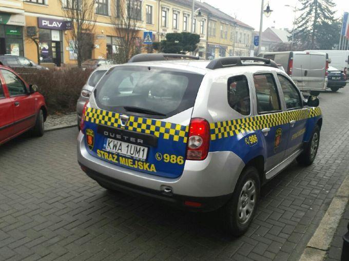Sprawcy kradzieży zatrzymani przez strażników miejskich