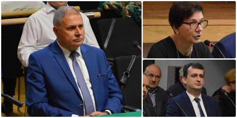 Burmistrz domaga się przeprosin i 50 tys. zł na cele charytatywne. Cięta riposta radnej