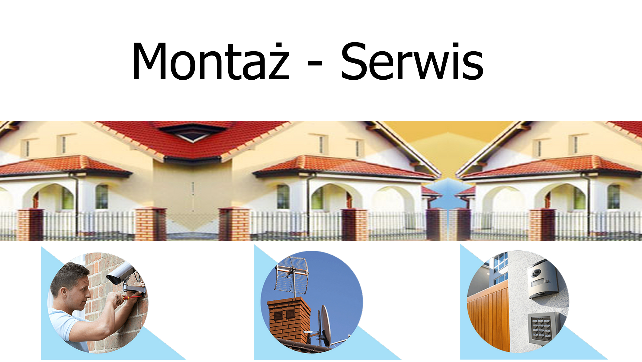 SOMAPI. Systemy alarmowe, monitoring, domofony, instalacje TV SAT