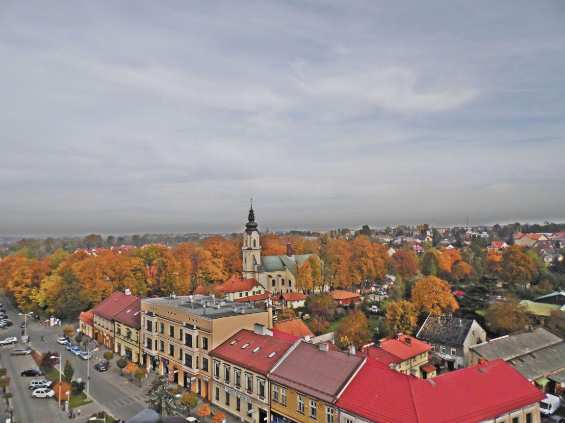 Coraz więcej turystów wybiera nocleg w gminie Andrychów