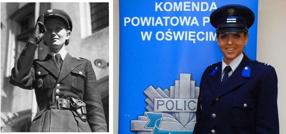 Policjantki kiedyś a dziś [FOTO]