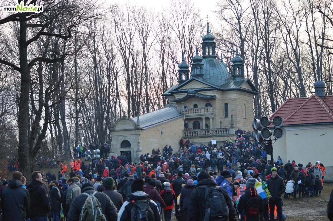 1,8 mln osób odwiedziło w 2018 roku Kalwarię Zebrzydowską