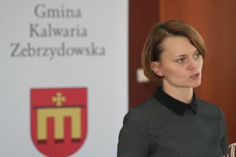 Minister przedsiębiorczości i technologii cały dzień w Kalwarii