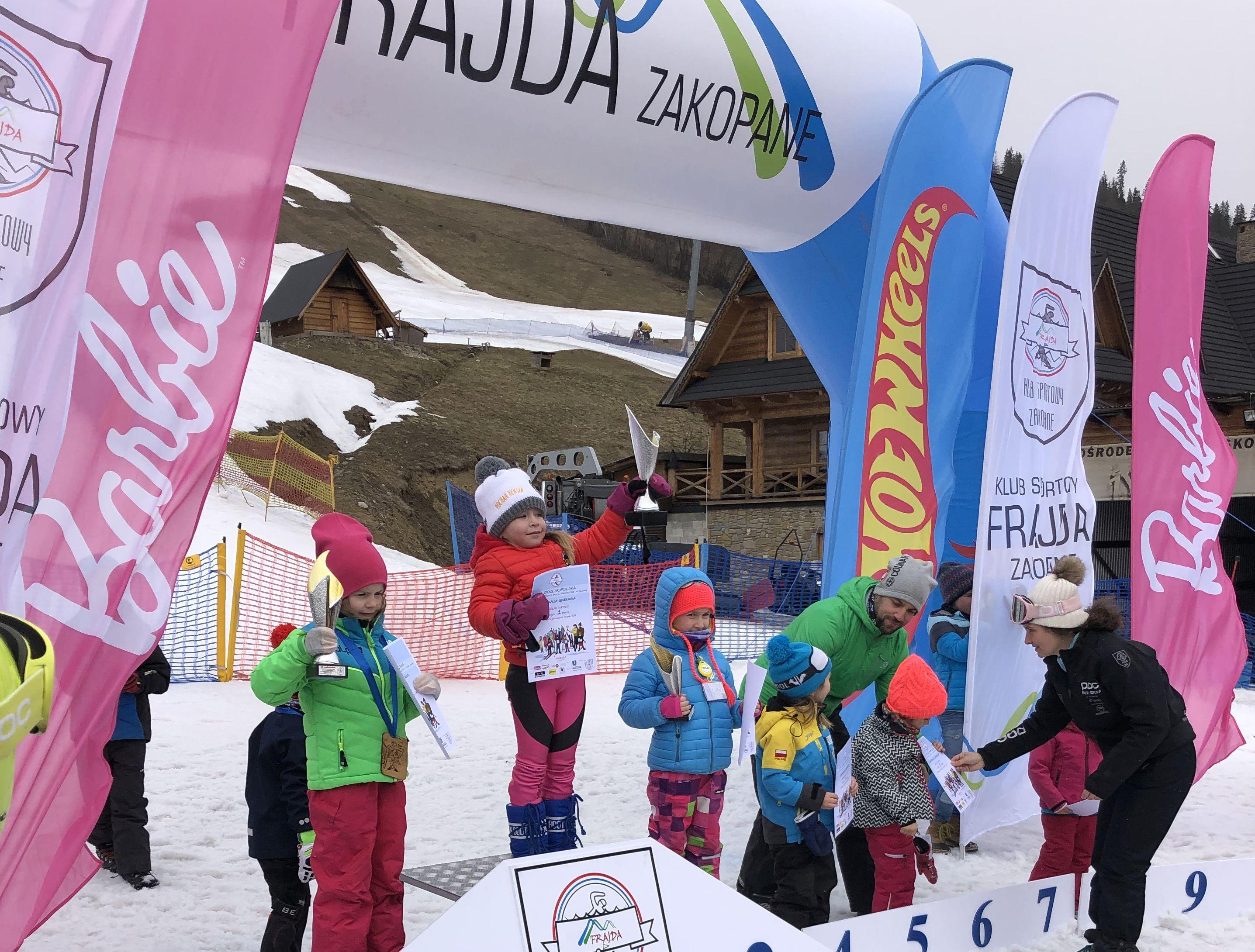 Natalia z Roczyn po raz kolejny wygrywa pod Tatrami [FOTO]