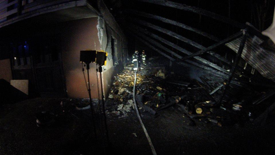 Pożar domu. O powodzeniu akcji zadecydowały sekundy - relacjonują strażacy