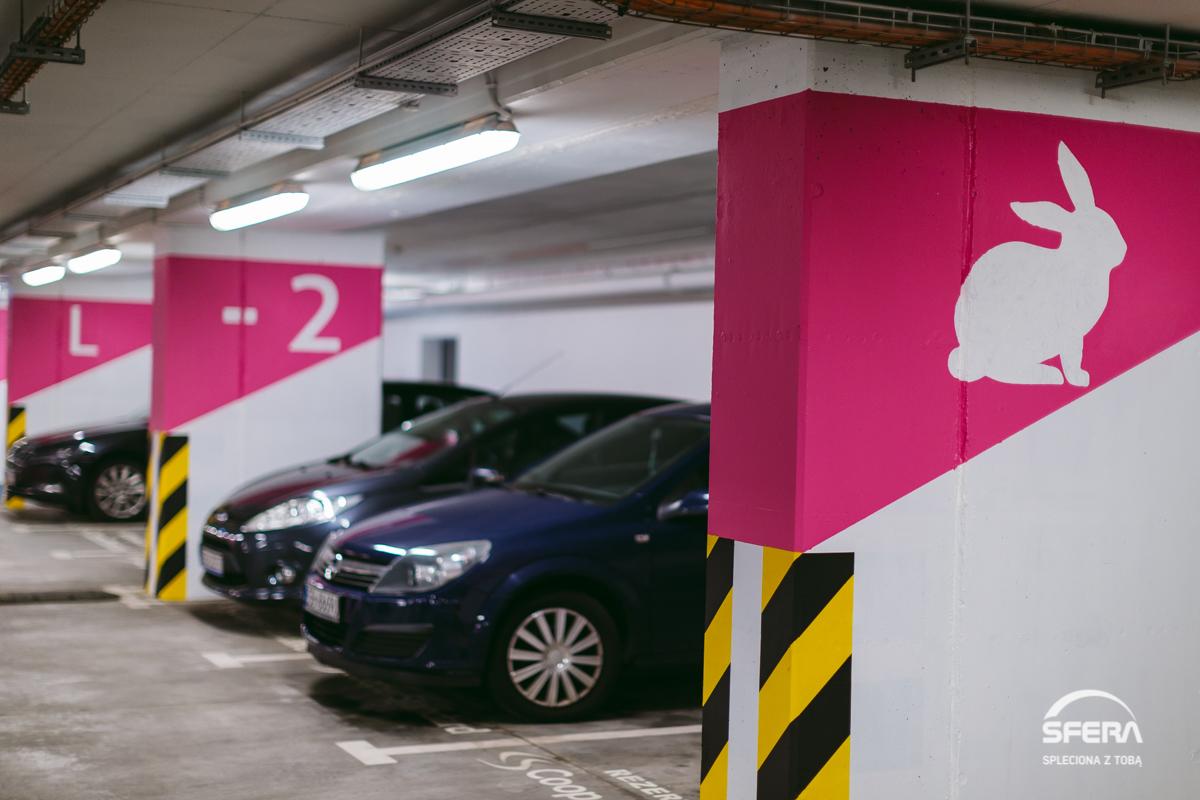 Od poniedziałku płatny parking w galerii Sfera