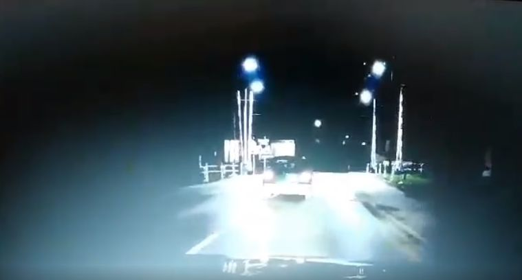 Zatrzymany w nocy w Andrychowie kierowca miał ponad 3 promile