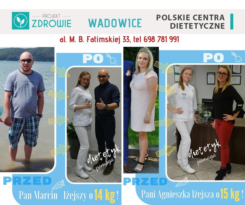 Projekt Zdrowie Wadowice - profesjonalne usługi dietetyczne