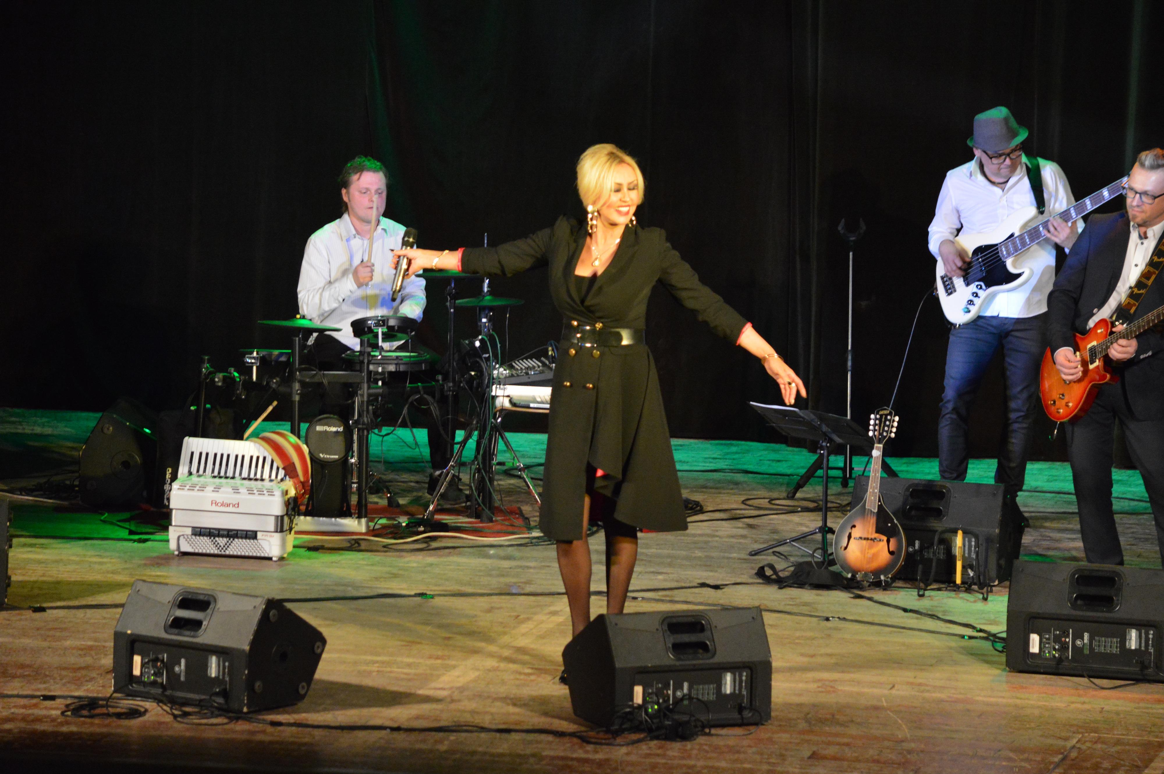 Koncert Teresy Werner urzekła andrychowską publiczność [FOTO]