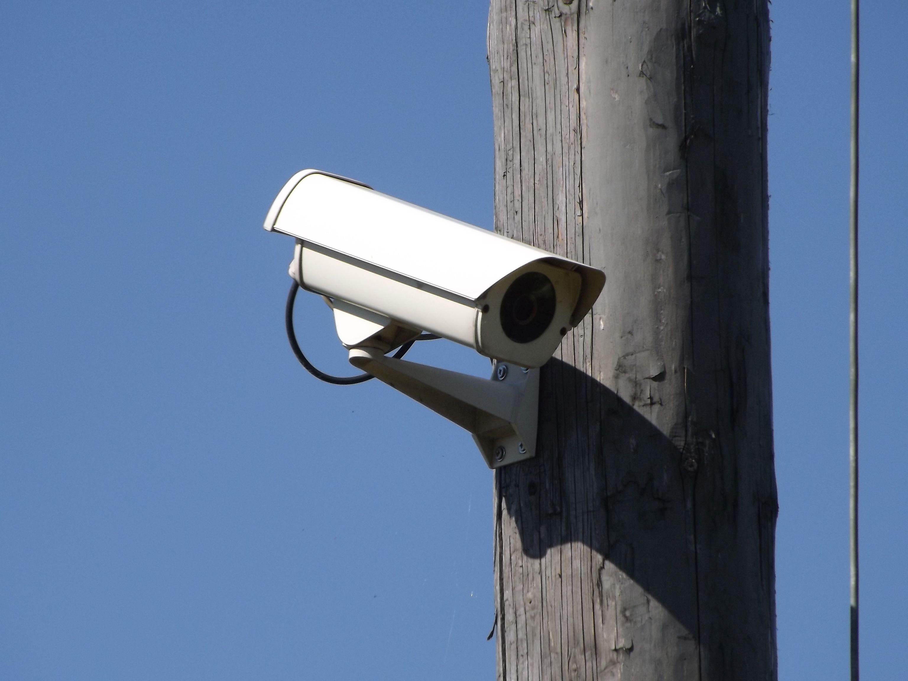 21-latek zatrzymany za kradzież kamer z monitoringu stacji