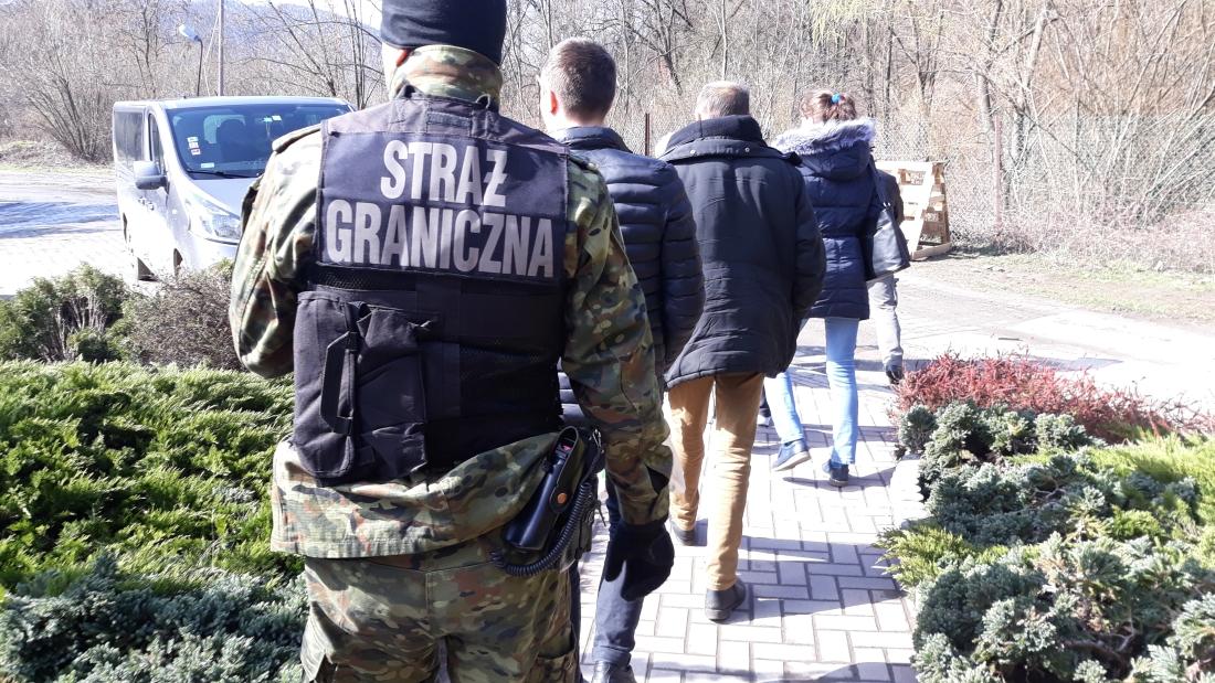 Nielegalni pracownicy z Ukrainy w jednym z zakładów
