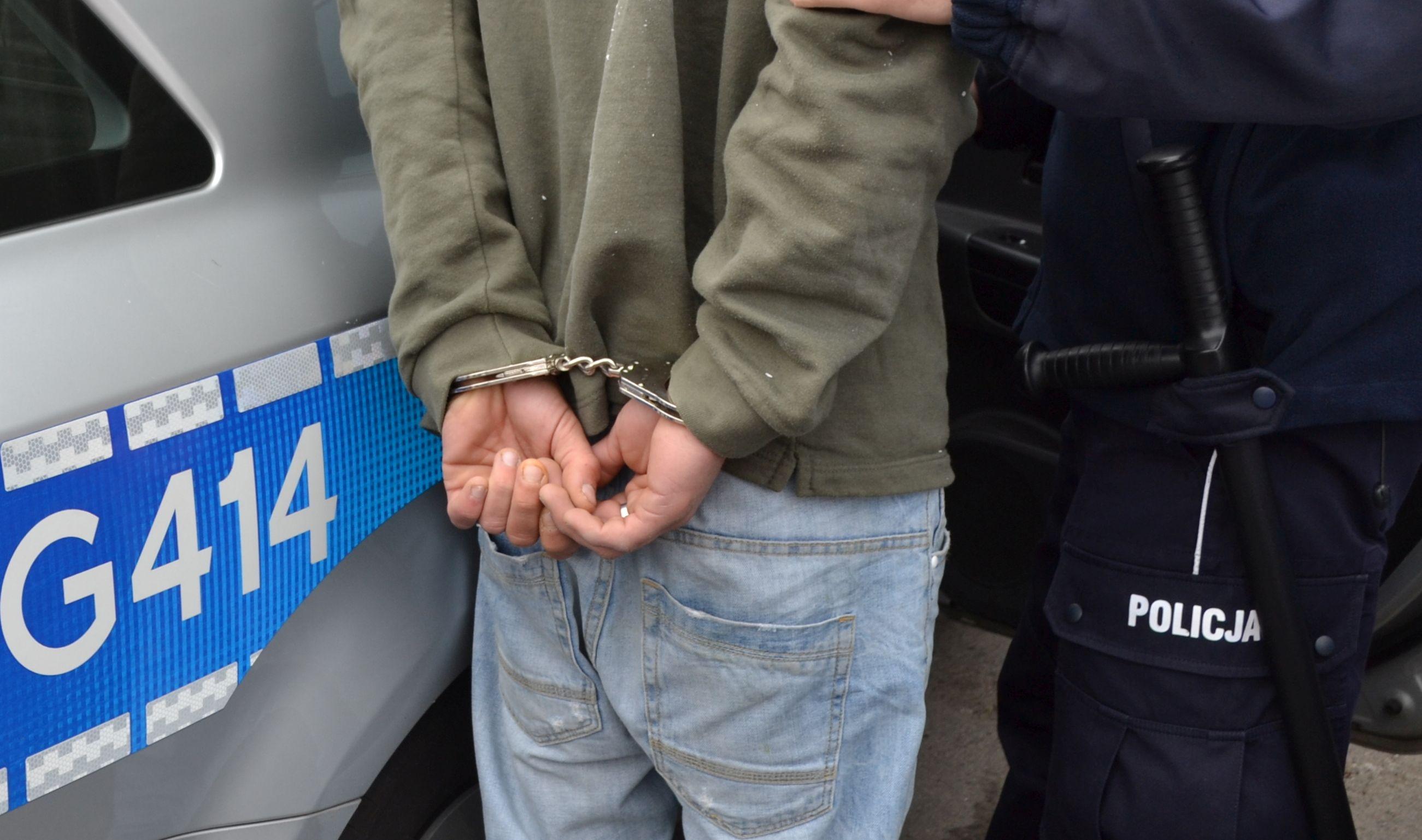 Areszt dla mężczyzny, który znęcał się nad żoną i dziećmi