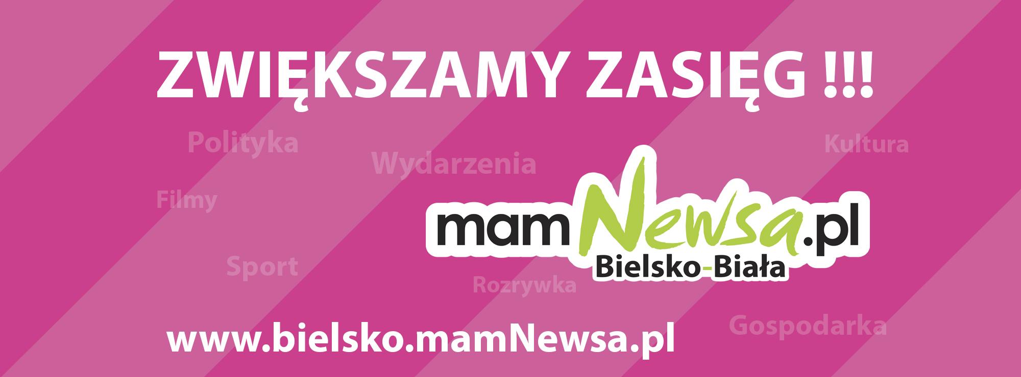 Zapraszamy na www.bielsko.mamNewsa.pl