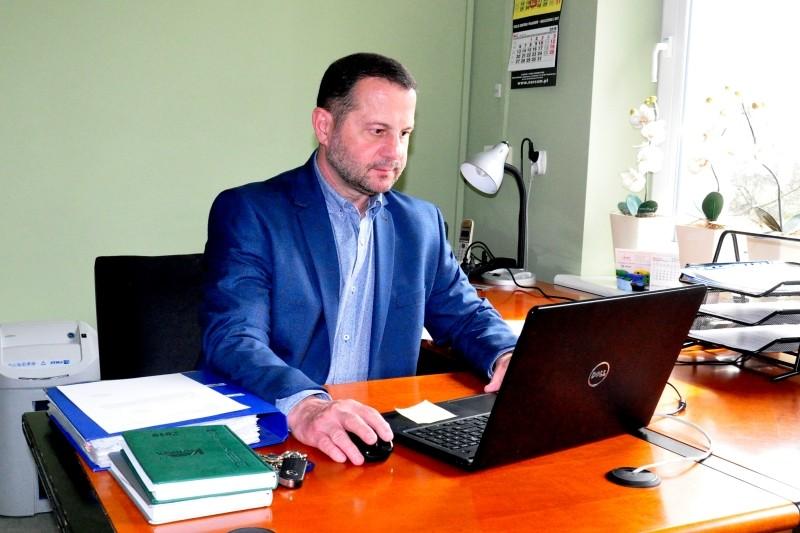 Komendant Straży Miejskiej nowym prezesem Komaxu