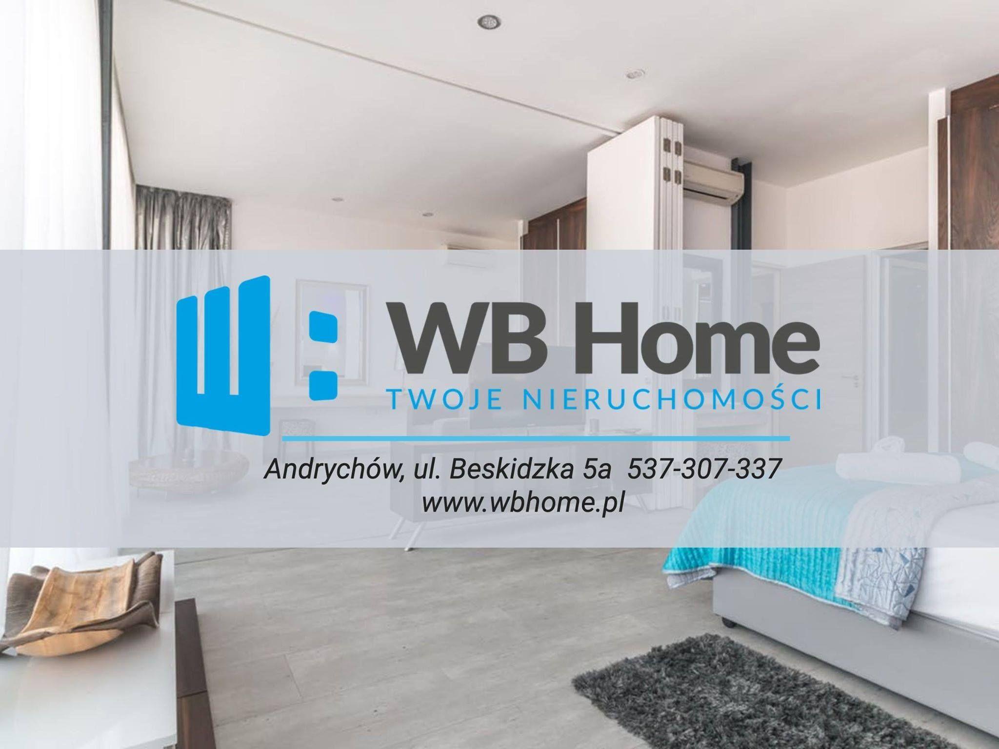 WB Home - nowe biuro nieruchomości w Andrychowie