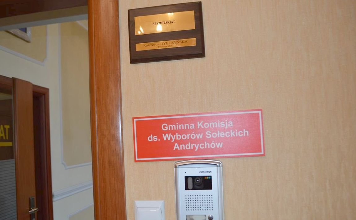 16 czerwca kolejne wybory w gminie Andrychów