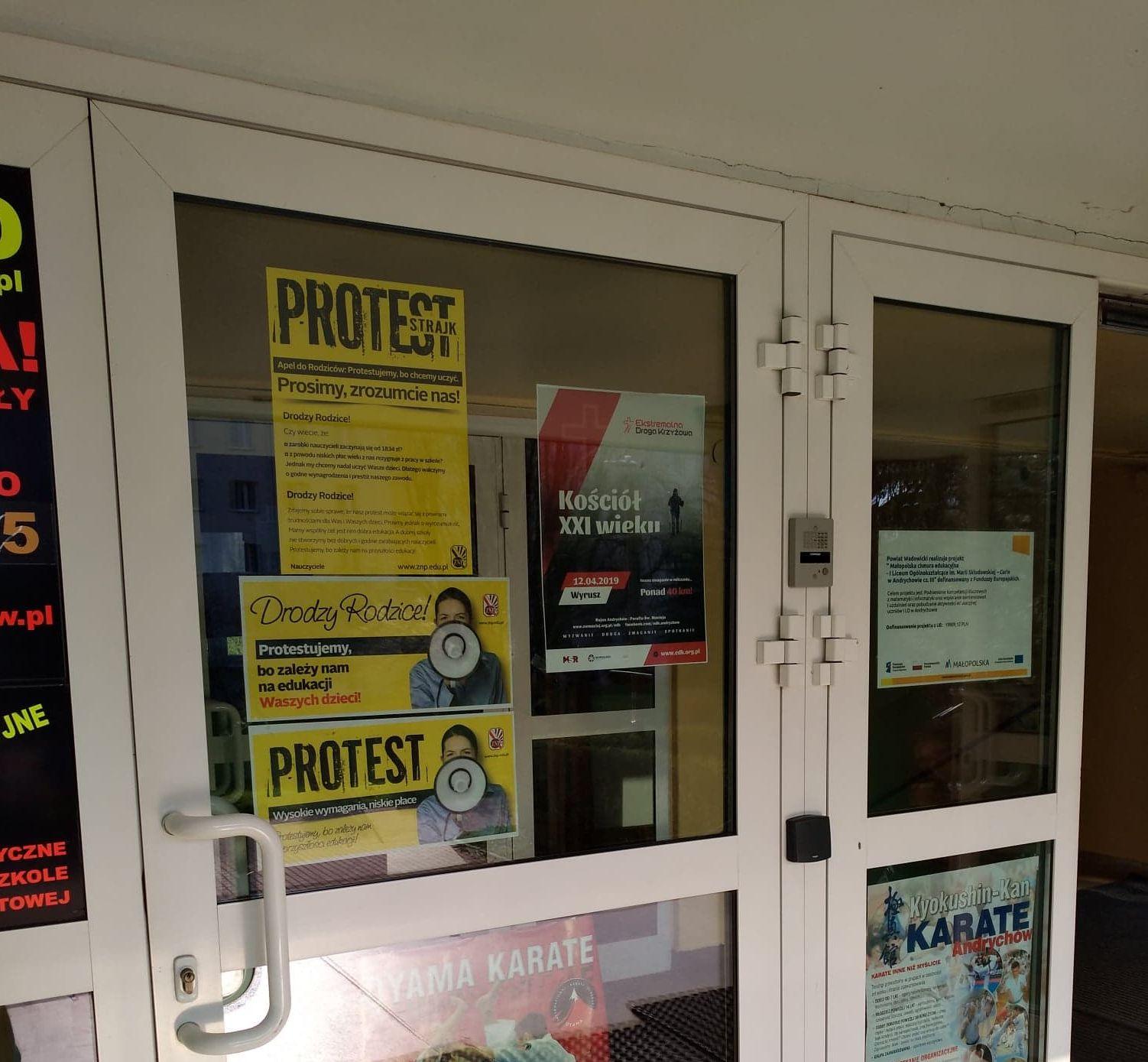Nie ma porozumienia, od poniedziałku strajk nauczycieli