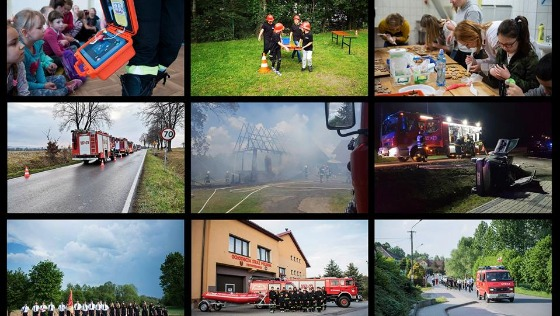 Strażacy zbierają na nowy wóz ratowniczo-gaśniczy