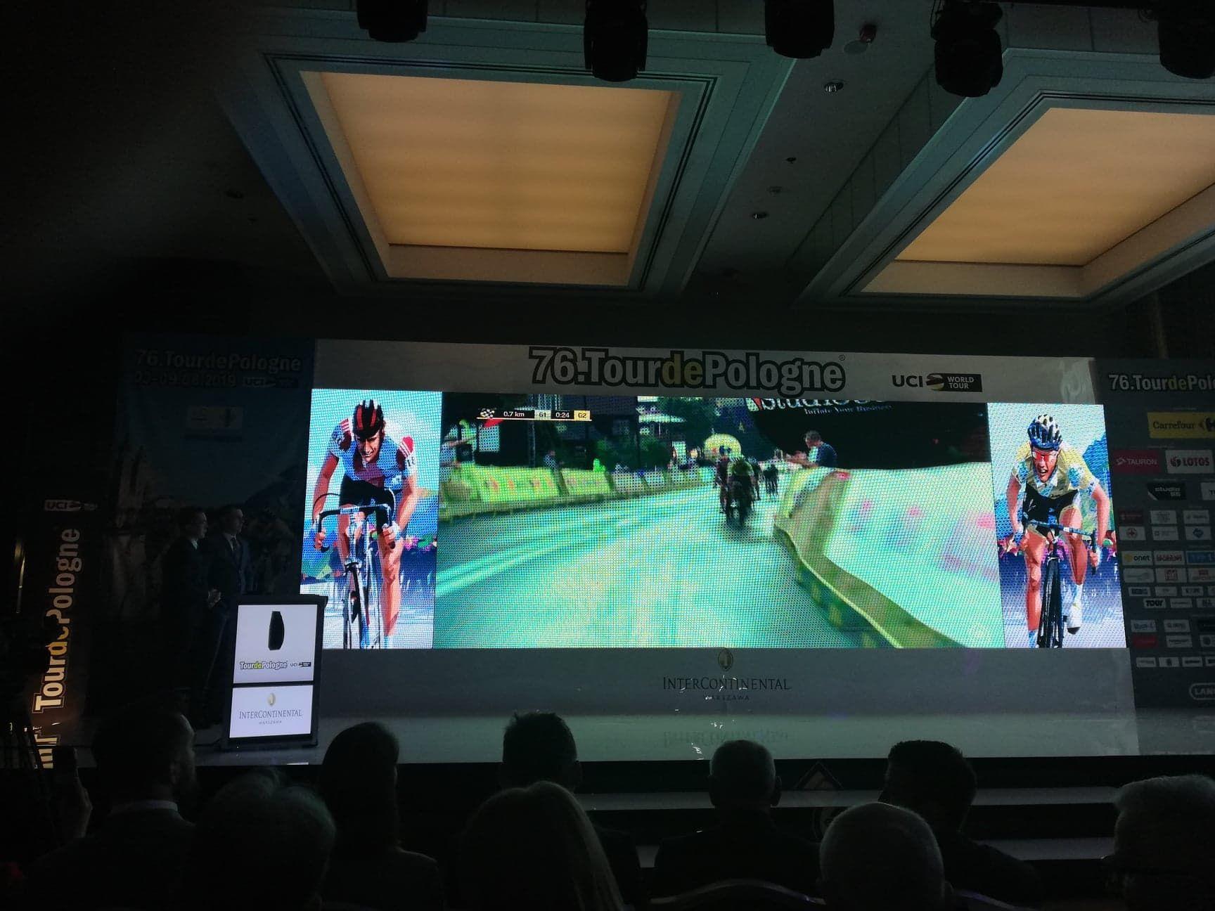 Znany jest program tegorocznego Tour de Pologne. Na Kocierzu meta jednego z etapów! [FOTO]