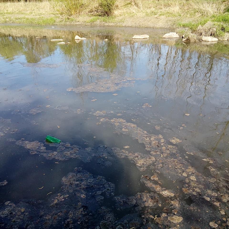 Kto zanieczyszcza rzekę?