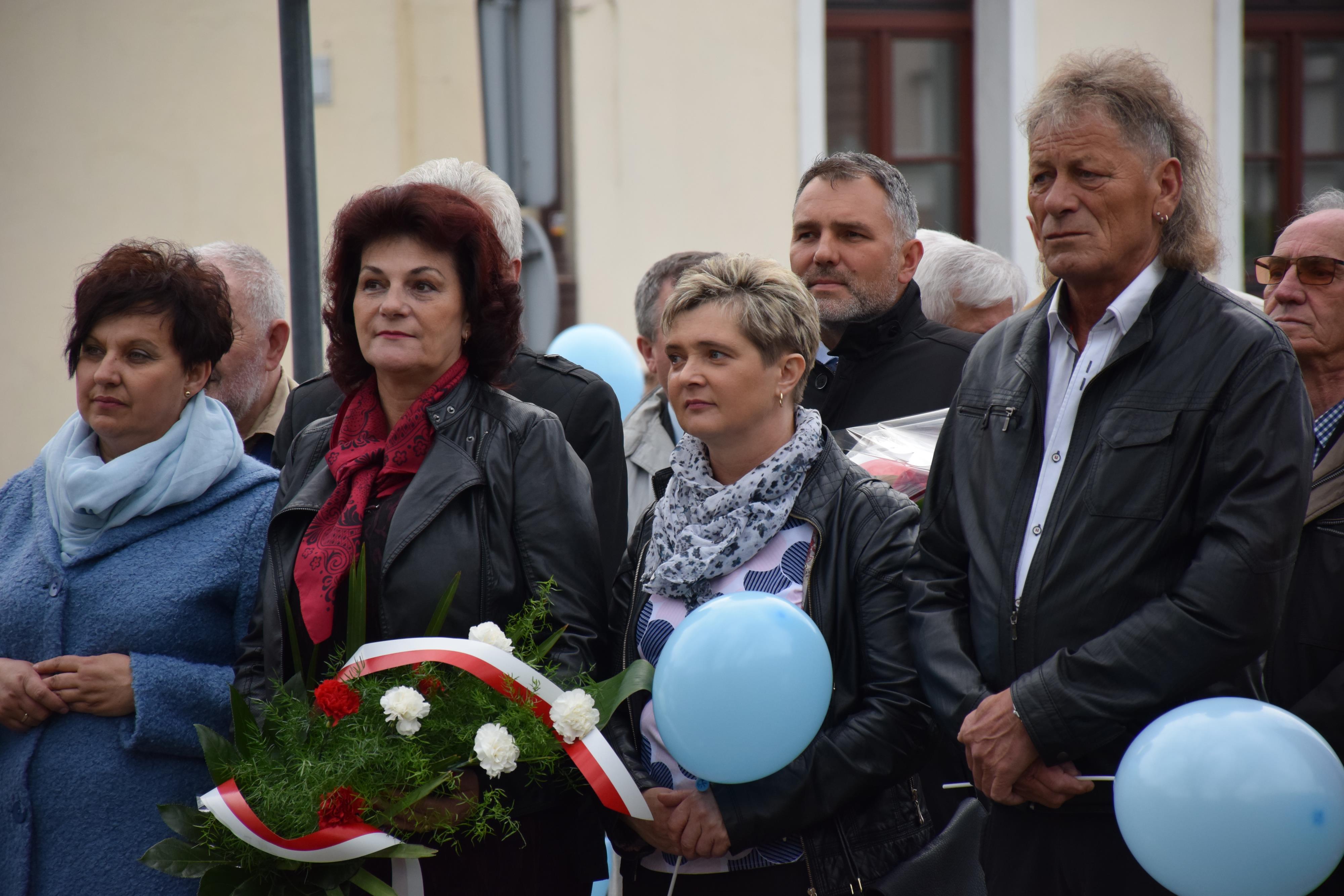 W Andrychowie uczcili Święto Pracy i wejście Polski do UE