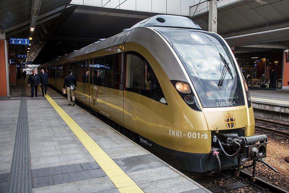 Nowy pociąg do zatorskich atrakcji turystycznych