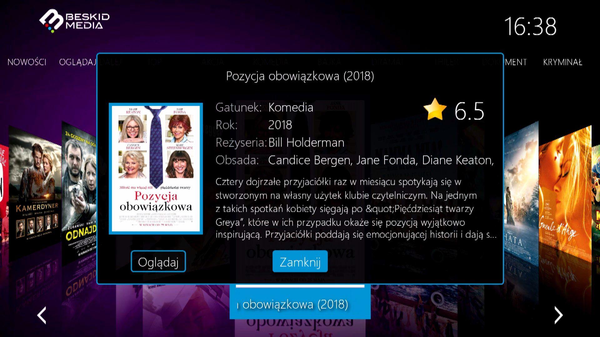 Beskid Media rozwija telewizję 4K. Zaprasza do testowania