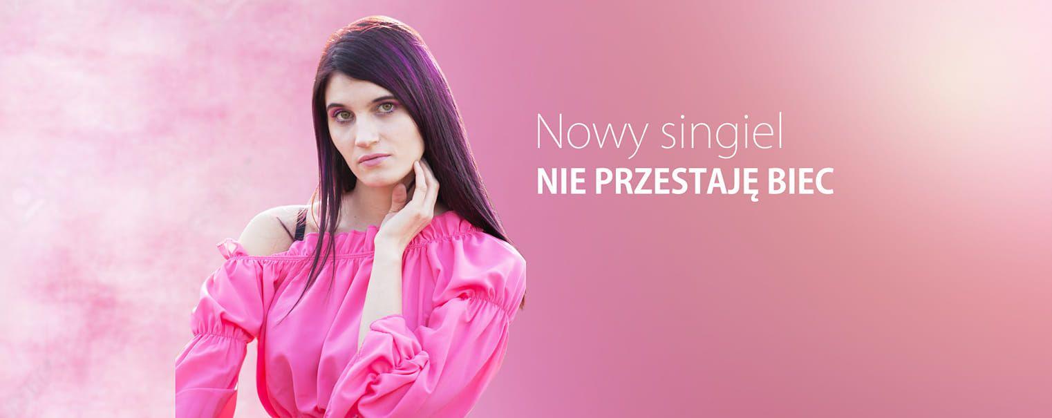 'Nie przestaję biec' - nowy singiel Kariny Opyrchał