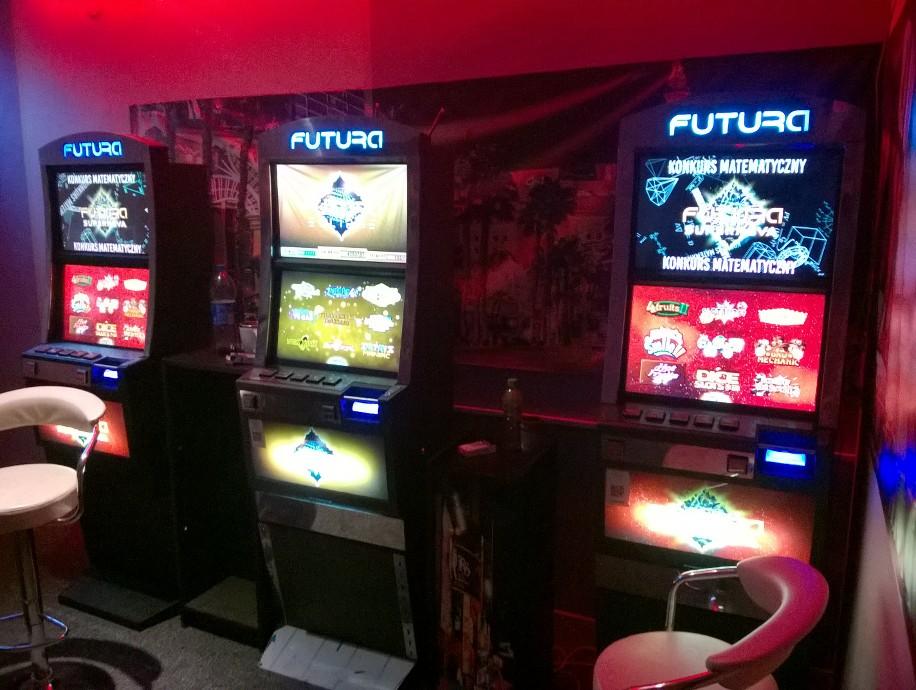 Zatrzymano mężczyznę prowadzącego nielegalny salon gier hazardowych