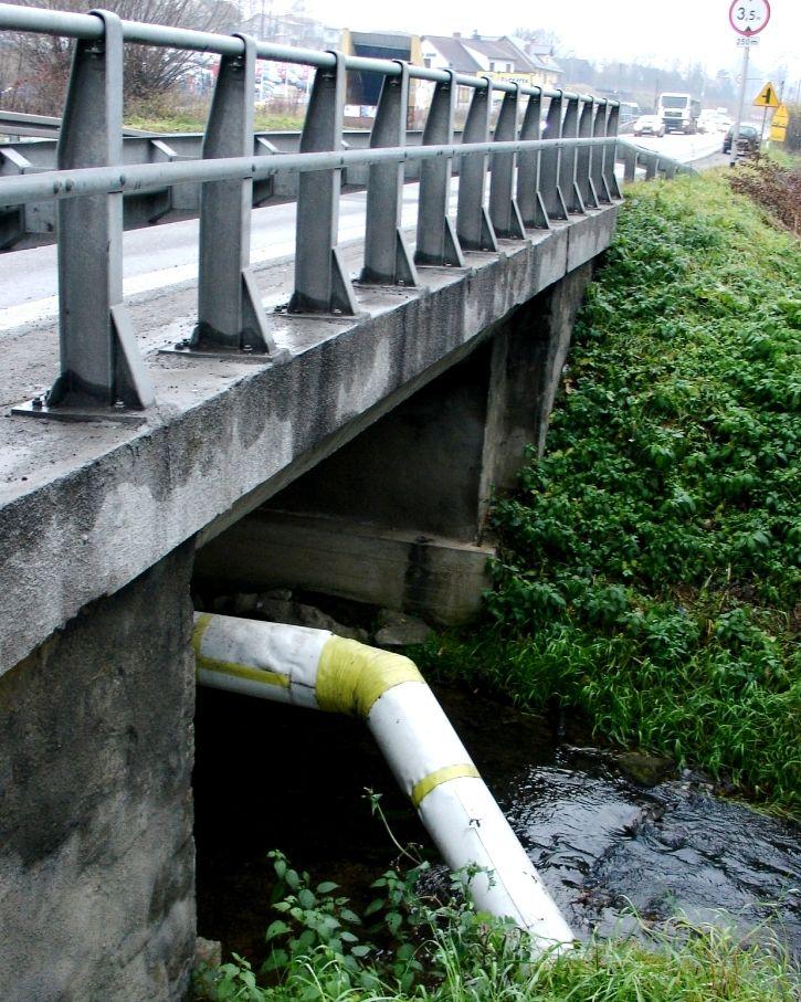 W ciągu 460 dni wybudują dwa małe mosty na drodze krajowej 52
