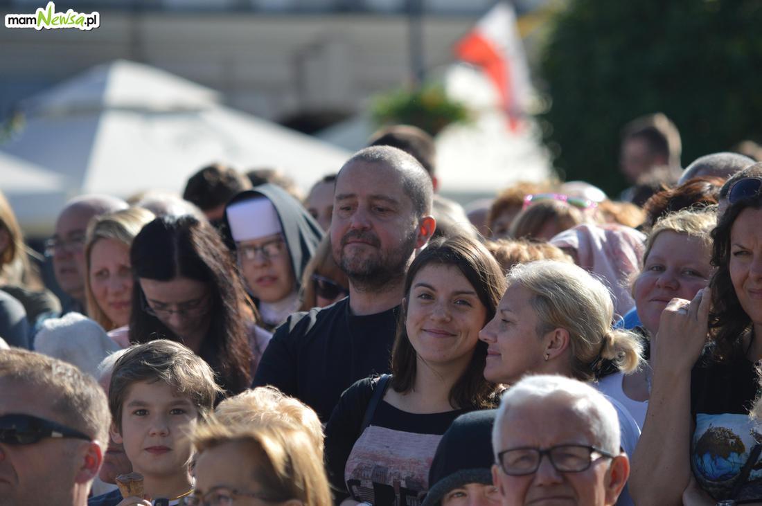 Dwie wielkie imprezy na Rynku w Wadowicach