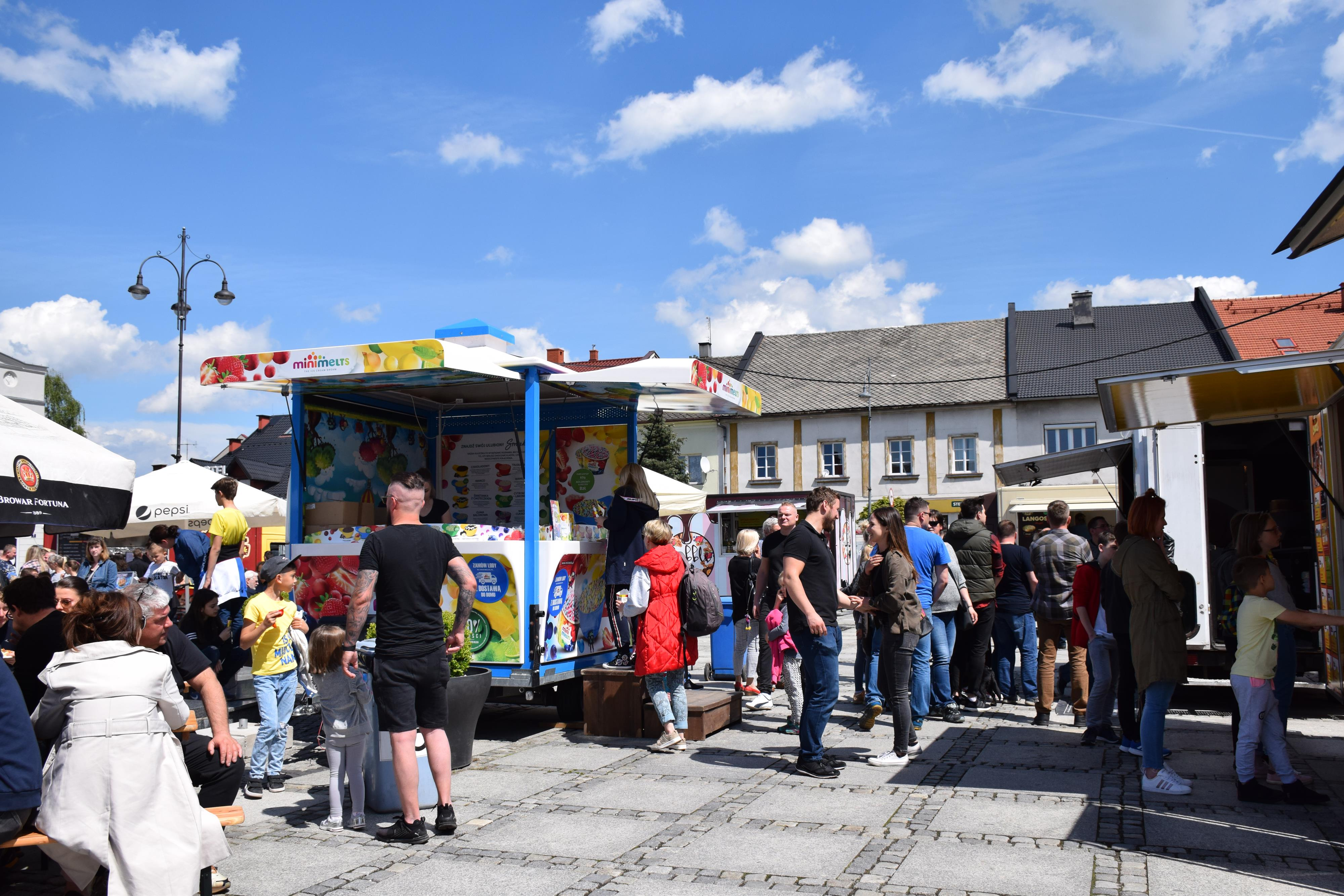 Weekend w Kętach pod znakiem dobrego jedzenia [FOTO]
