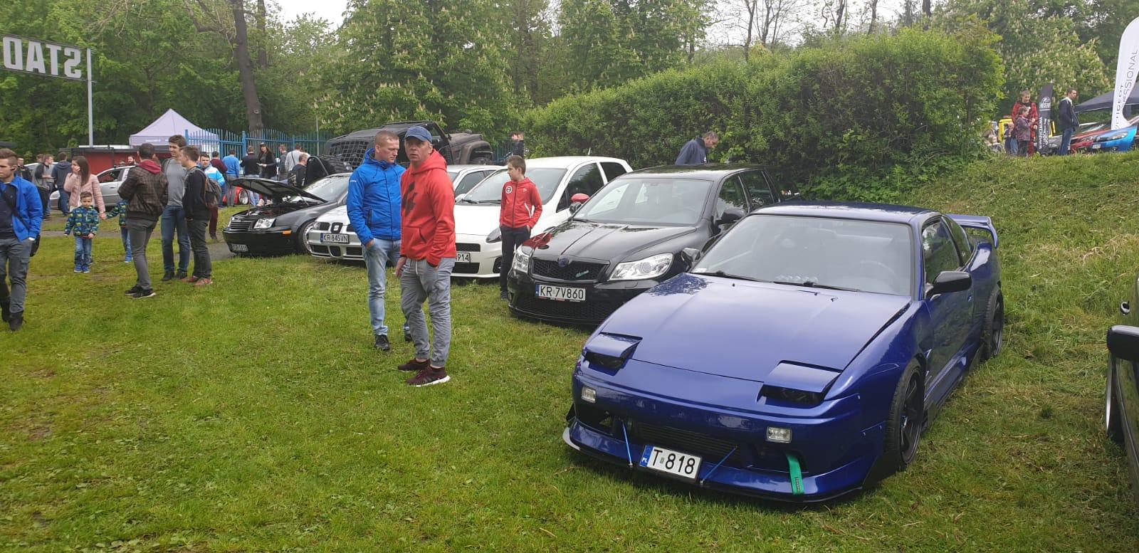 Święto miłośników motoryzacji, czyli MotoShow w Andrychowie [FOTO]