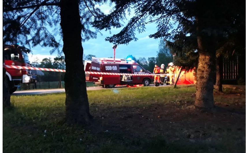 Wypadek w Inwałdzie: kierowca quada był pijany