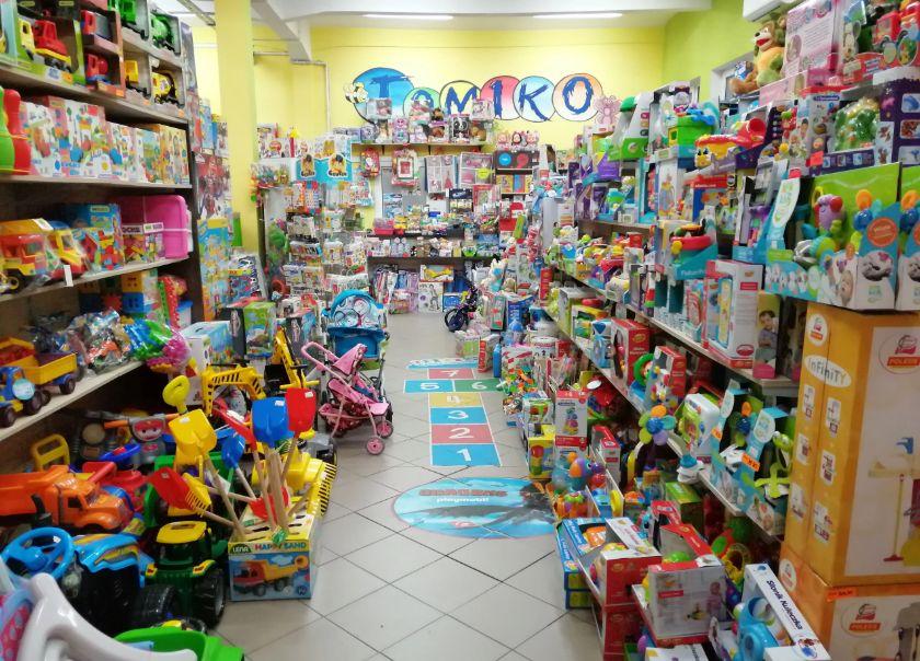 Sklep z zabawkami TOMIKO w Andrychowie. Zobaczcie aktualną gazetkę z promocjami