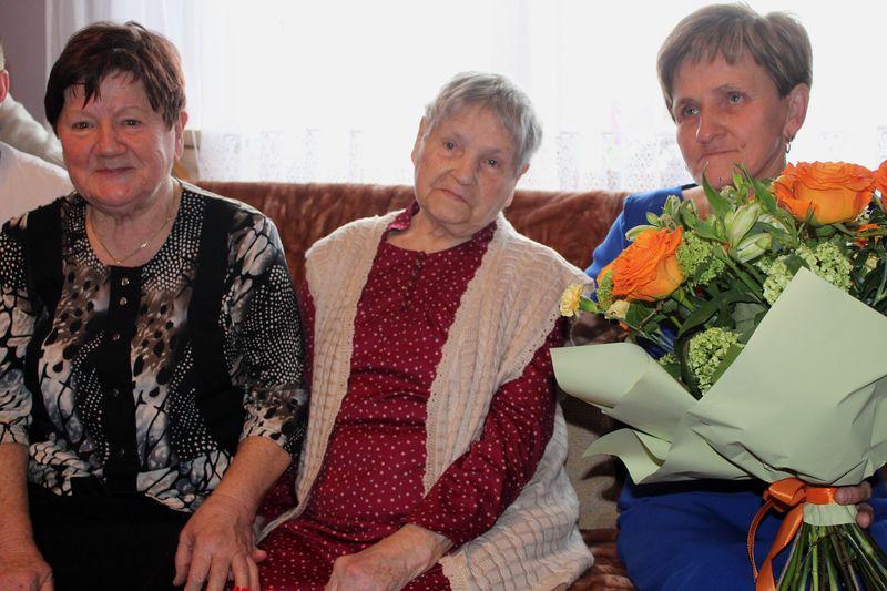 100. urodziny pani Zofii. Jaka jest jej recepta długowieczność? [FOTO]