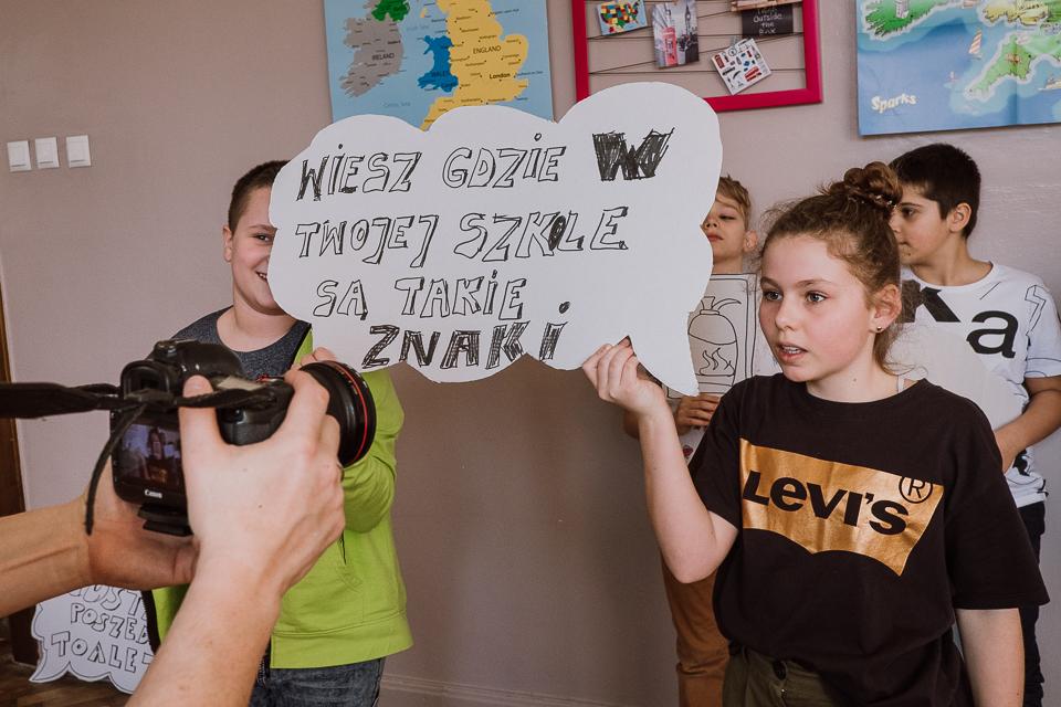 Film uczniów andrychowskiej Dwójki najlepszy w Polsce
