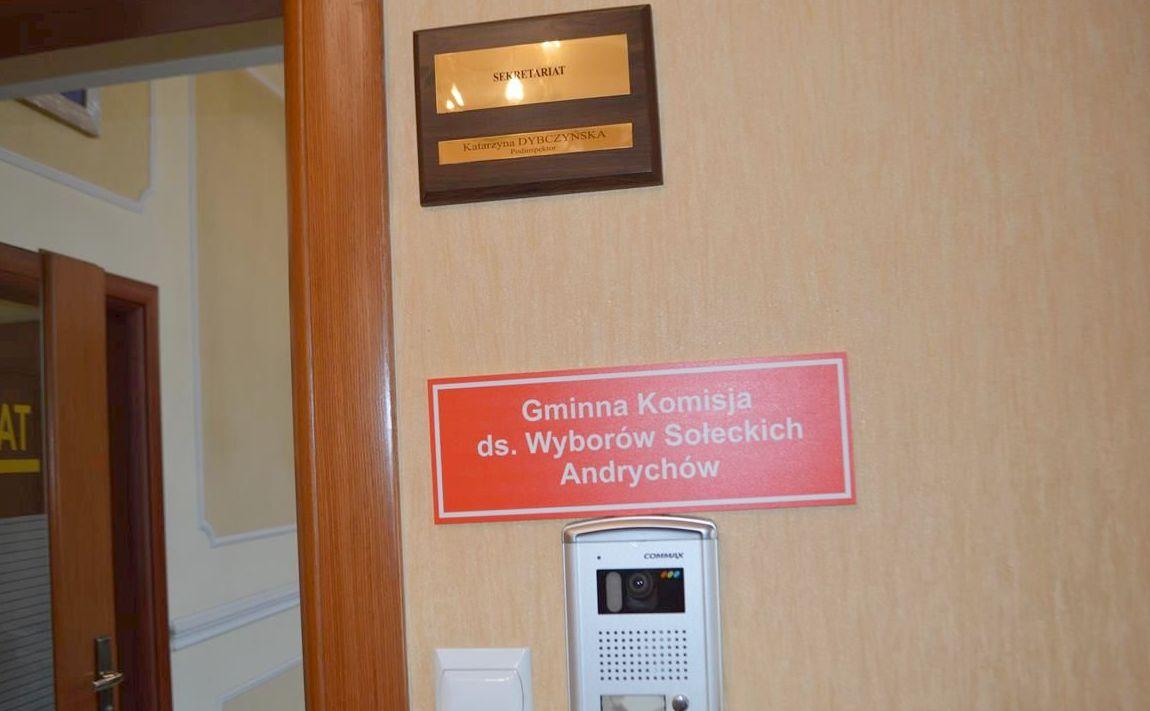 Niewielkie zainteresowanie wyborami sołtysów w gminie Andrychów