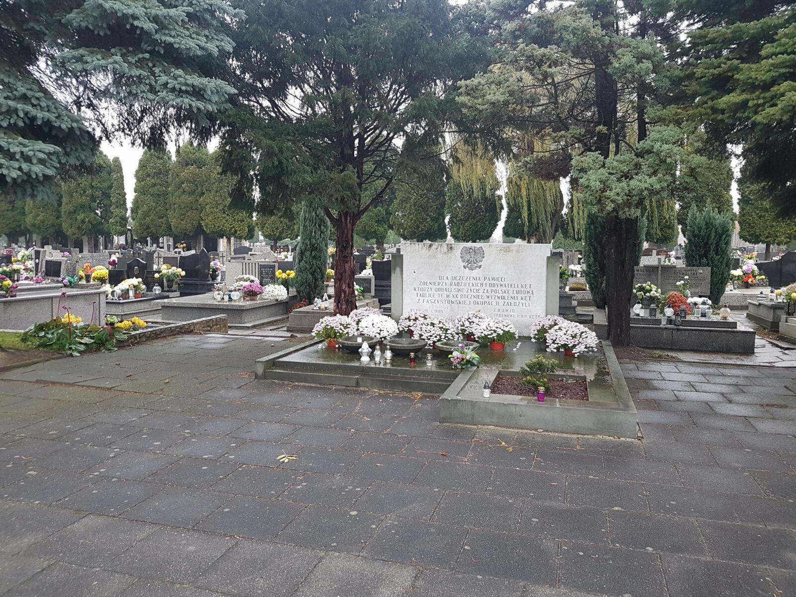 Cmentarz nie zostanie zamknięty na noc