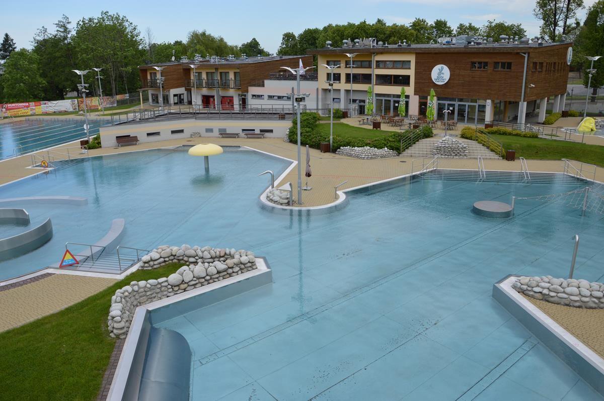 W sobotę otwarcie basenu, promocji na Dzień Dziecka nie będzie