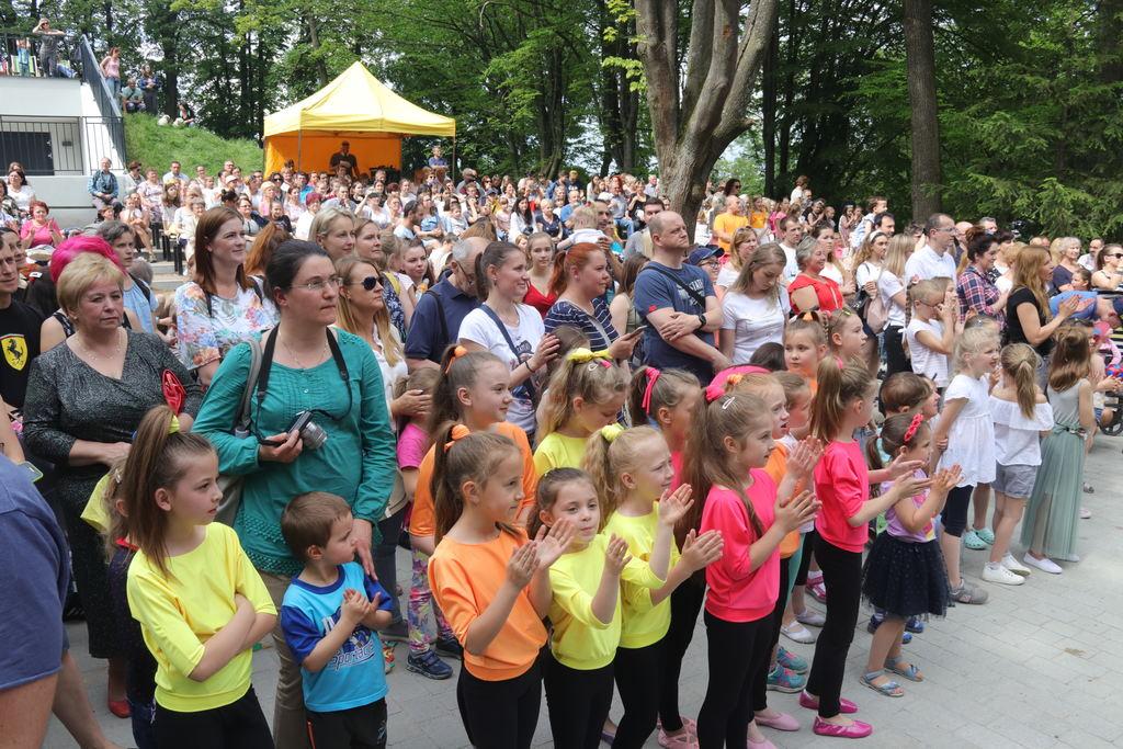 Odnowiony Park Miejski oficjalnie otwarty na Dzień Dziecka [FOTO]