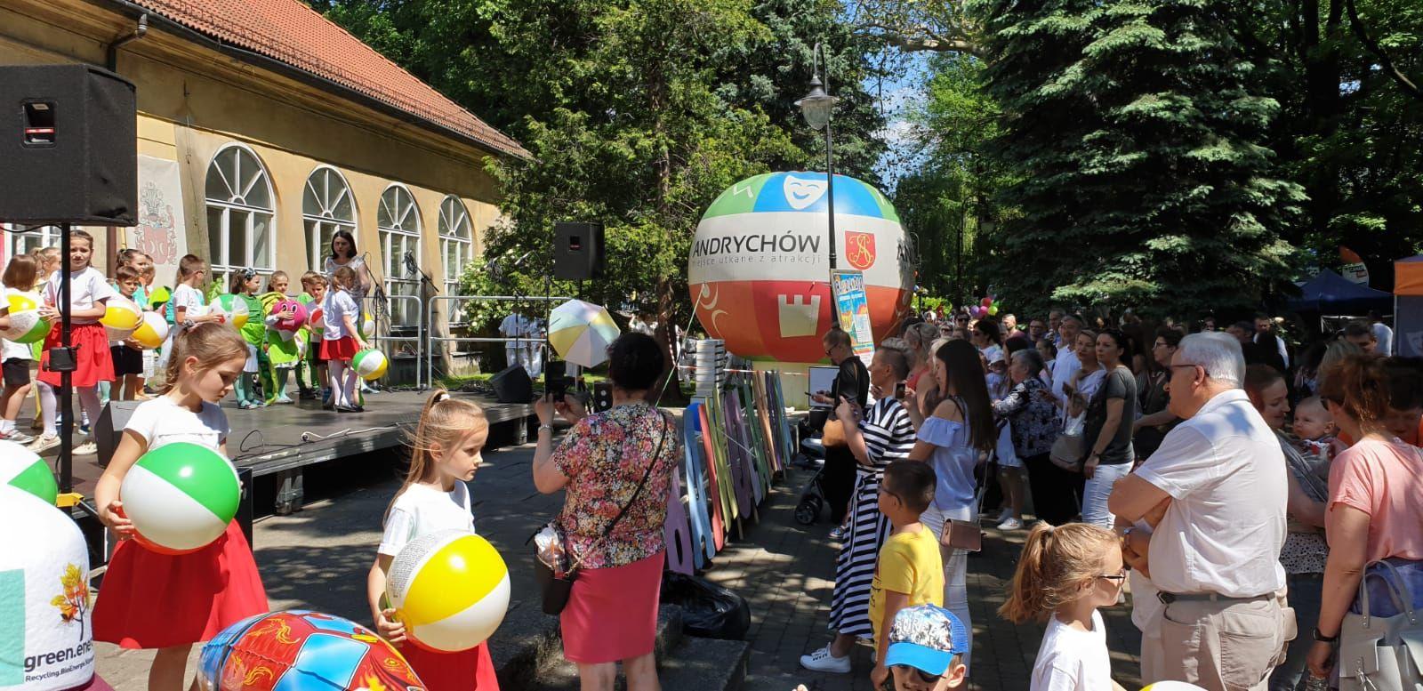 Bajkolandia 2019 w Andrychowie [FOTO]