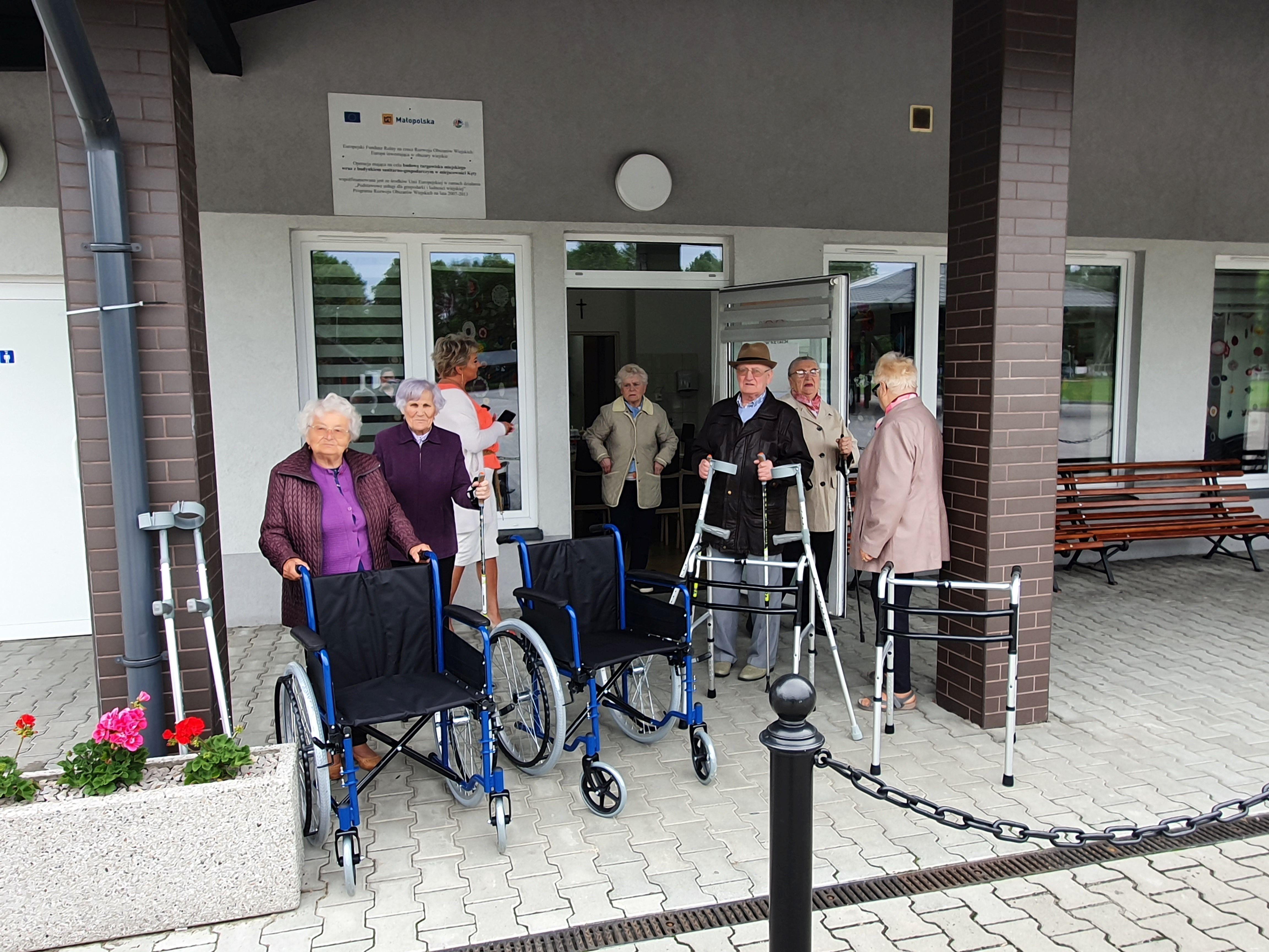 Uruchomiono bezpłatną wypożyczalnię rowerków i sprzętu rehabilitacyjnego