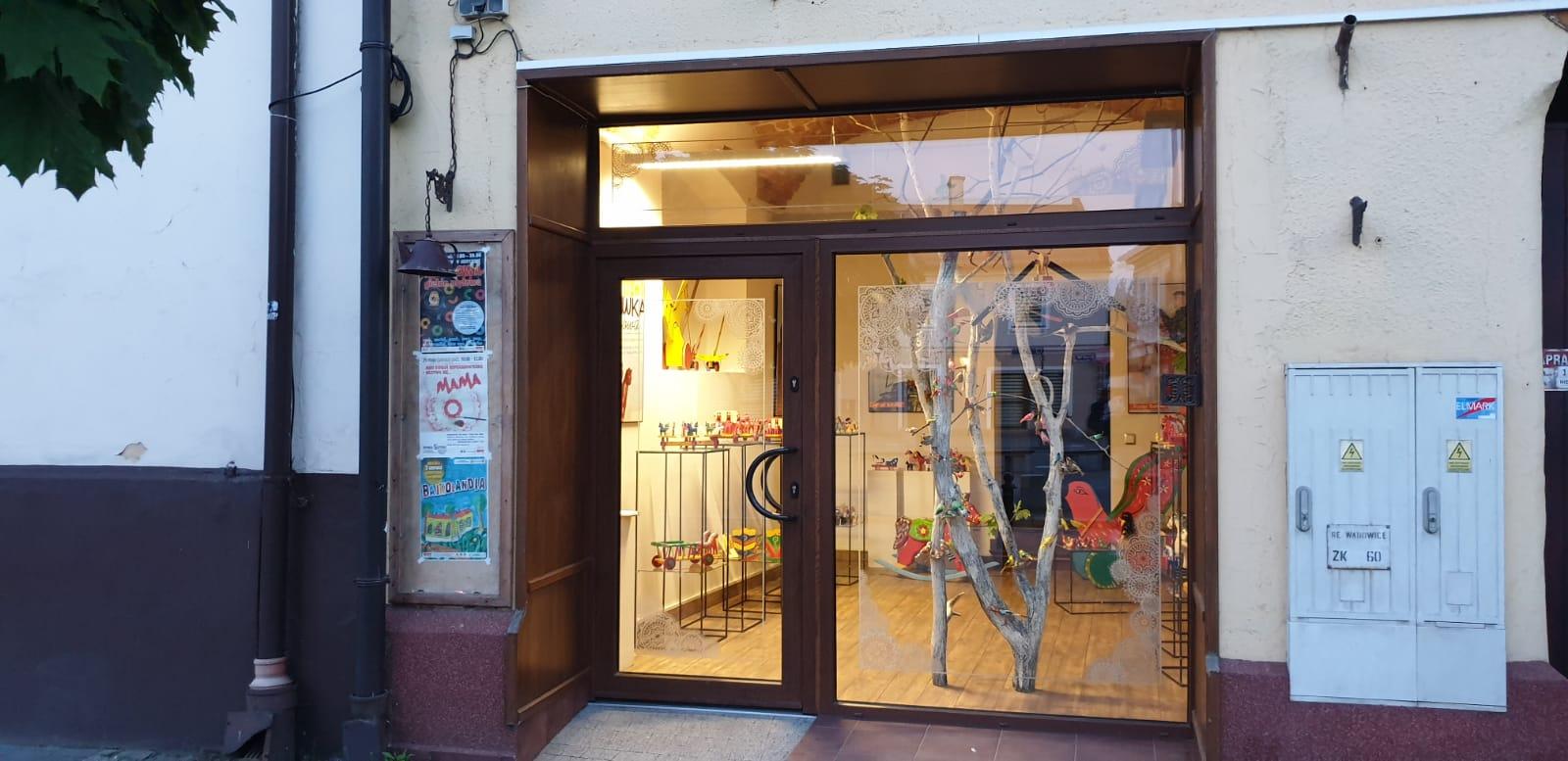 Rynek Sztuki w Andrychowie po nowemu