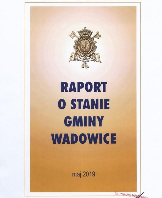 Raport o stanie gminy Wadowice bez debaty. Na obradach pojawiło się tylko 14 radnych