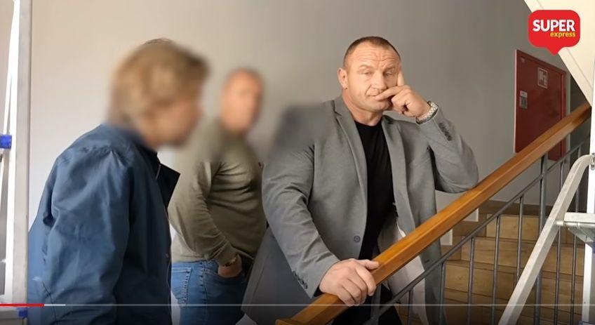 Sąd uznał, że Pudzianowski nie miał racji w sprawie hotelu w Andrychowie