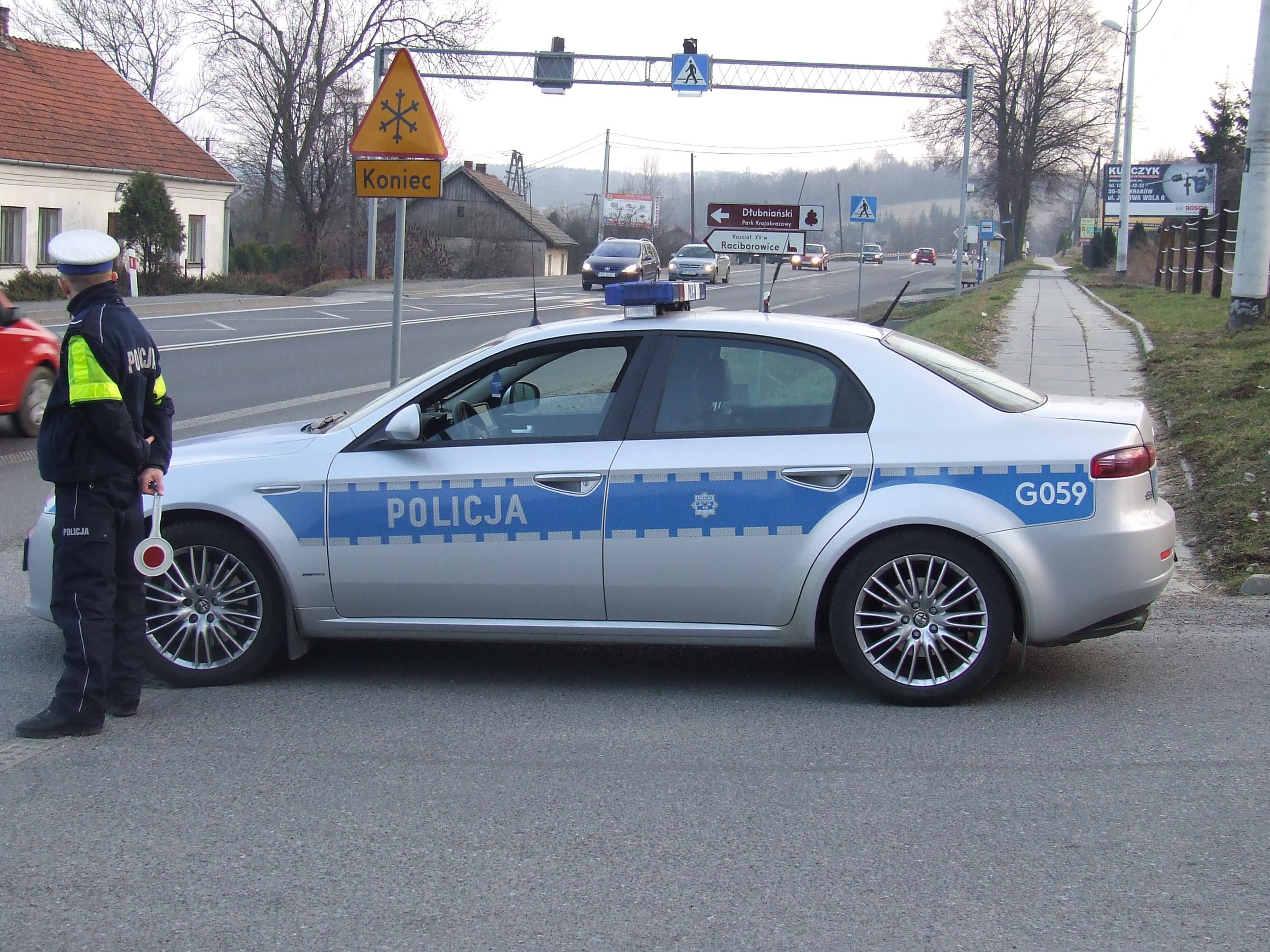Przesadził z prędkością. 10 punktów karnych oraz zatrzymane prawo jazdy