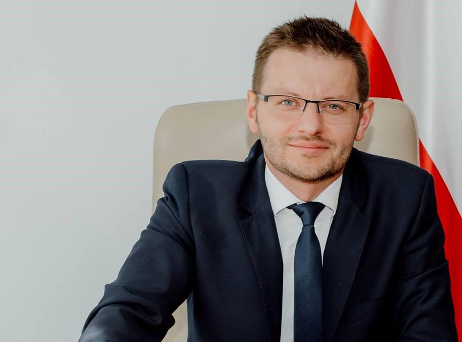 Burmistrz Kaliński trafił do szpitala. Stare problemy powróciły