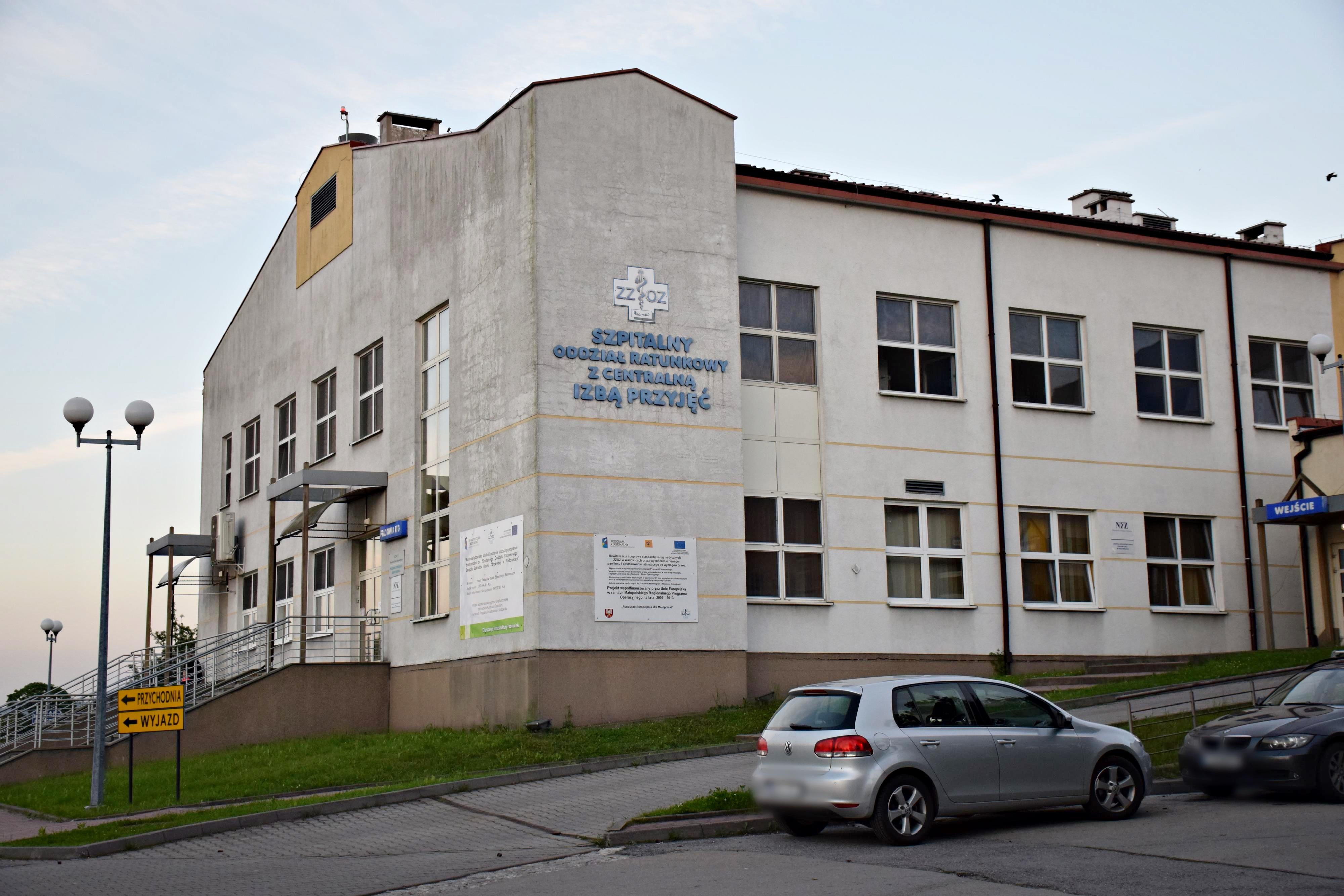 Bez wielomilionowej pożyczki z budżetu powiatu, szpitala by już nie było